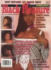Black Pleasure # 13 magazine back issue