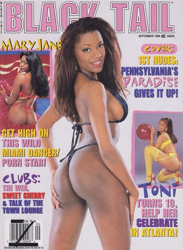Stuffs cocks black tail magazine nud ass