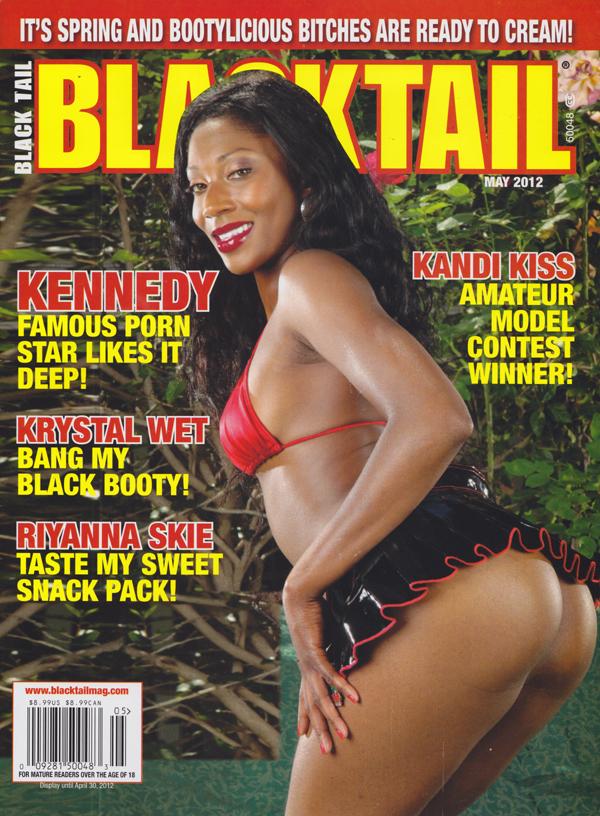 Something black tail adult magazine
