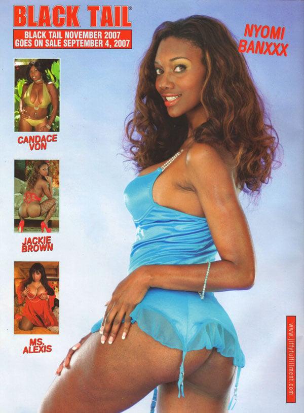 Black tail magazine