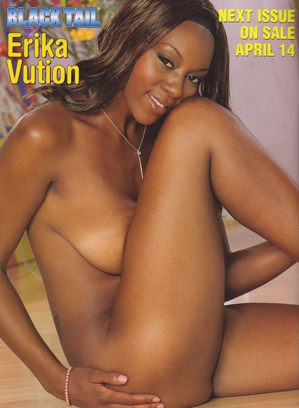Nude african american magazines think, that