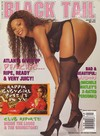Black Tail January 1998 magazine back issue