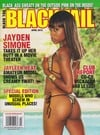 Black Tail April 2012 magazine back issue