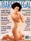 Barely Legal January 1999 magazine back issue cover image