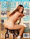 Barely Legal December 1999 magazine back issue cover image