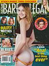 Barely Legal February 2017 magazine back issue