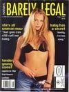 Barely Legal Australia August 1997 magazine back issue