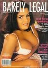 Barely Legal Australia September 1997 magazine back issue