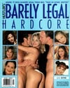 Barely Legal Hardcore Volume 1 # 2 magazine back issue