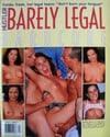 Barely Legal Hardcore # 17 magazine back issue