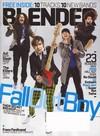 Blender February 2009 magazine back issue