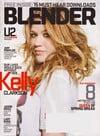 Blender April 2009 magazine back issue
