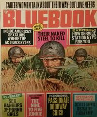 Bluebook November 1971 magazine back issue