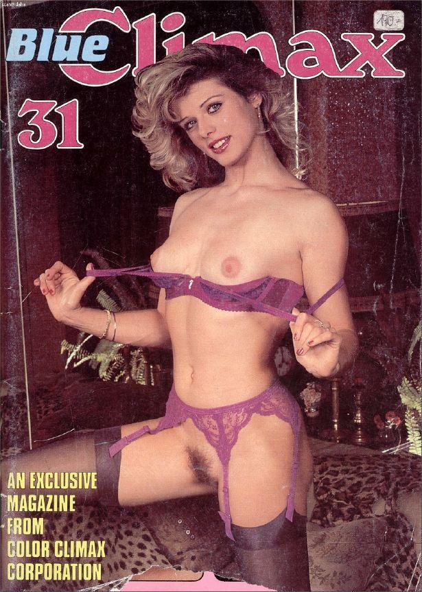 Blue Climax Magazine 58