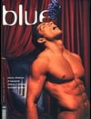 Blue (Gay) # 16 magazine back issue cover image