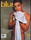 Blue (Gay) # 34 magazine back issue