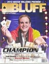 Bluff January 2012 magazine back issue