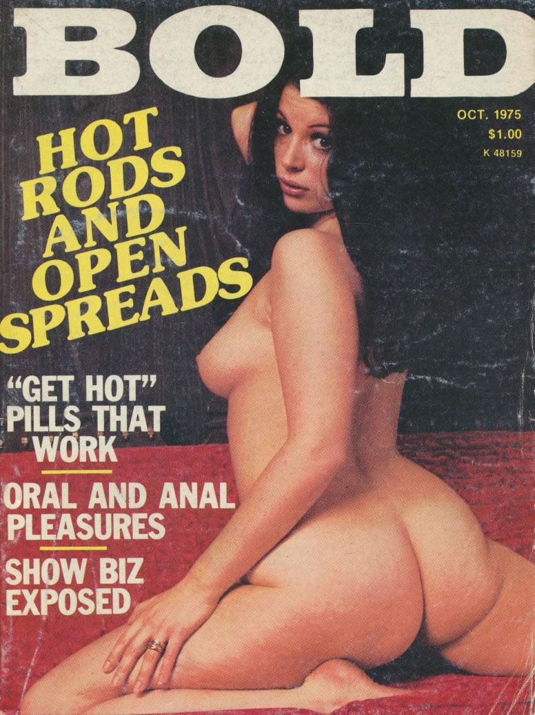 Bold October 1975 magazine back issue Bold magizine back copy
