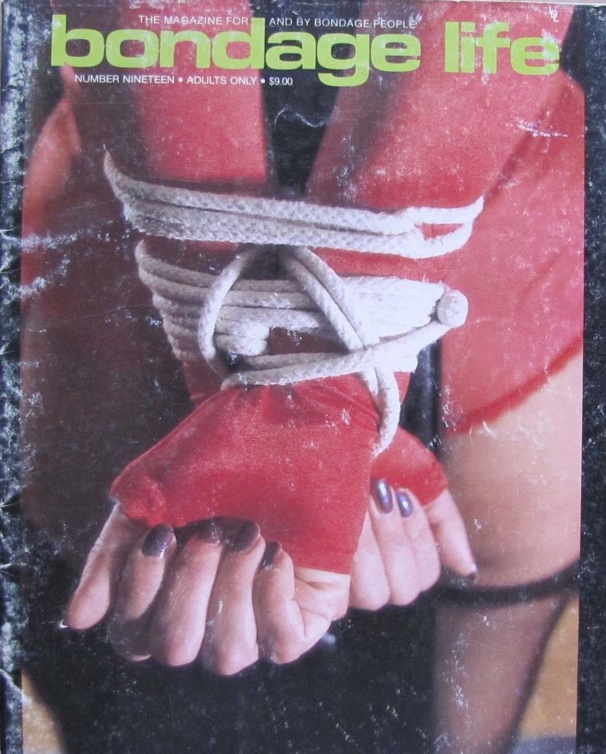Bondage Life # 19 magazine back issue