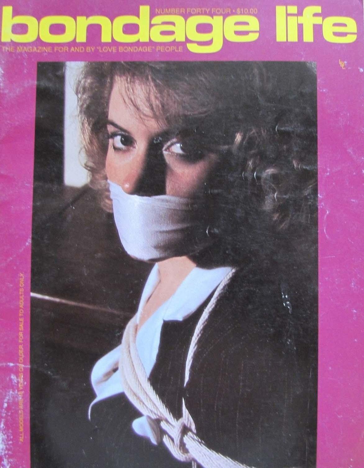 Bondage Life # 44 magazine back issue