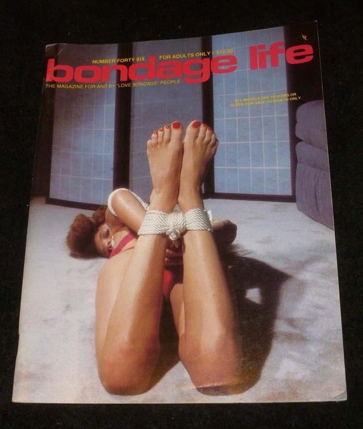 Bondage Life # 46 magazine back issue