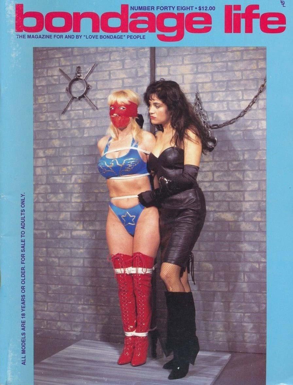Bondage Life # 48 magazine back issue
