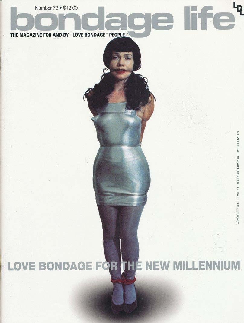 Bondage Life # 78 magazine back issue