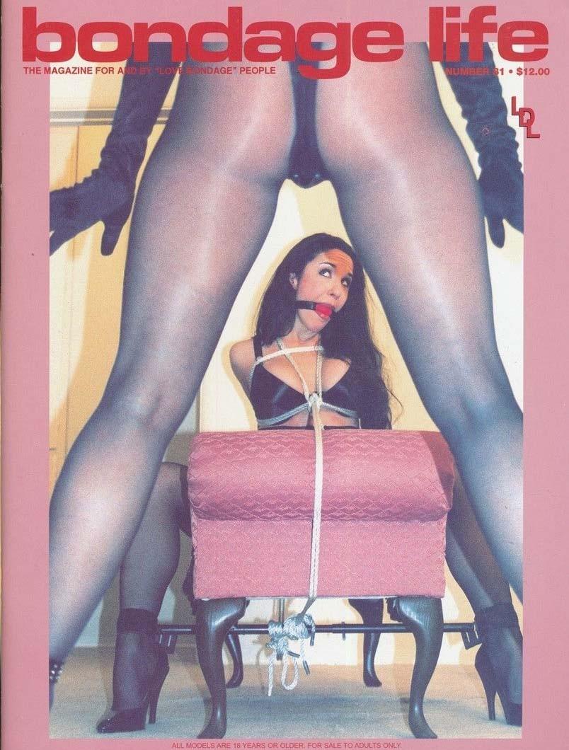 Bondage Life # 81 magazine back issue
