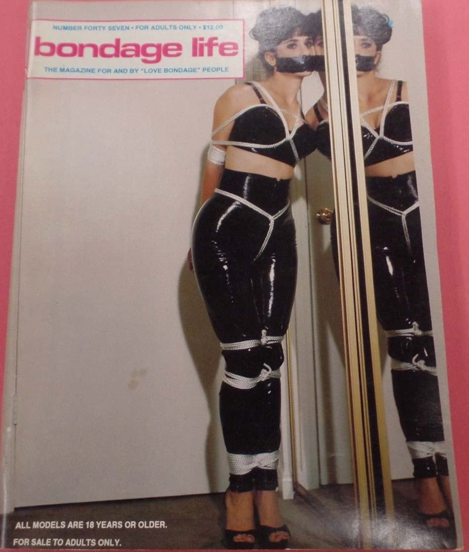 Bondage Life Magazine Back Issues of Erotic Nude Women Magizines Magazines Magizine by AdultMags