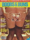 Boobs & Buns April 1982 magazine back issue
