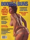 Boobs & Buns July 1982 magazine back issue