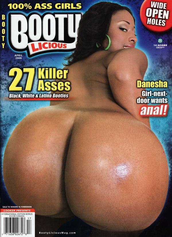 Booty Licious Mag Victoria 120
