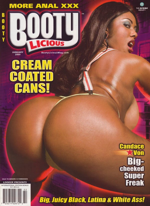bootylicious january magazine back issue bootylicious