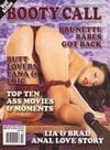 Booty Call # 10 - 2008 magazine back issue