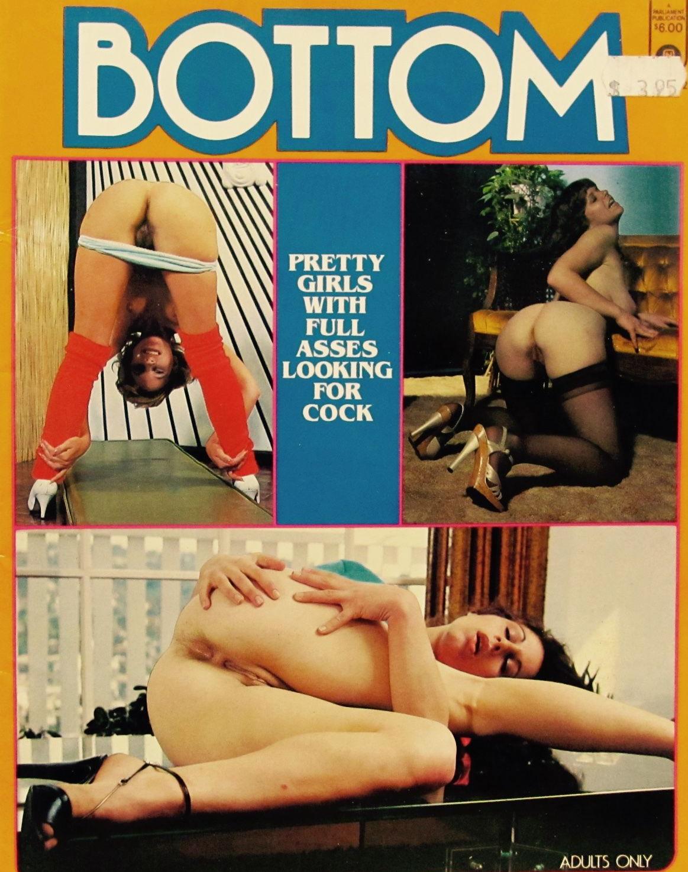 Bottom Vol. 15 # 2 magazine back issue Bottom magizine back copy