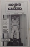Bound & Gagged # 17 magazine back issue cover image