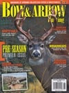 Bow & Arrow Hunting August 2011 magazine back issue
