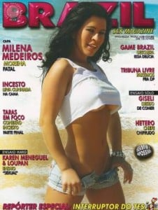 Brazil September 2010 magazine back issue Brazil magizine back copy