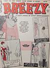 Breezy # 17 - December 1956 magazine back issue