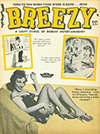 Breezy # 21 - August 1957 magazine back issue