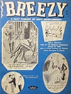 Breezy # 30 - February 1959 magazine back issue cover image