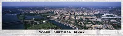 washington dc panoramic jigsaw puzzle by buffalo, james blakeway washingtondc