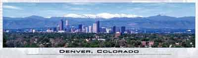 denver colorado panoramic jigsaw puzzle by buffalo, photograph by james blakeway denvercolorado