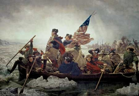 george washington crossing the delaware painting jigsaw puzzle 2000 piece family entertainment ameri washingtoncrossingdelaware