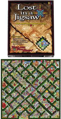 lost in a jigsaw escapefromeden best puzzle of the year game award garden labyrinth buffalogames new escapefromeden