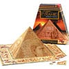 mystery of the pyramid jigsaw puzzle, 3d puzzle shaped like a pyramid