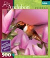 audubon collection, wildlife protection buffalo jigsaw puzzle, rufous hummingbird