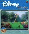 disney fine art collection, rescuing piglet, peter ellenshaw, buffalo jigsaw puzzles