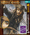 Pirates of the Caribbean Disney Photomosaic Jigsaw Puzzle by Buffalo Jack Sparrow At World's End Jig Puzzle