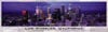 los angeles california, buffalo jigsaw puzzle, panoramic puzzles from photos of james blakeway